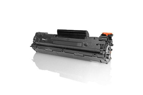 HQ-Patronen - kompatibel zu HP LaserJet P 1504 Toner CB 436 A , CB436A / 36A / 36A Schwarz