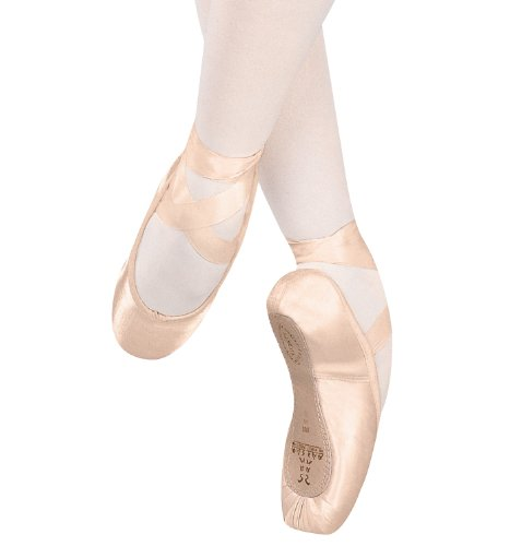 Sansha Récital 202 - Zapatillas de Ballet Rosa Claro Talla:7 M (EU37)