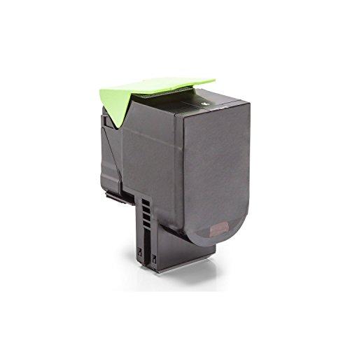 HQ Patronen Alternative zu Lexmark 70C2HK0 / 702HK Toner Schwarz für ca. 4.000 Seiten