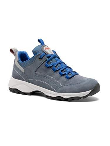 Olang Trekking-Schuh für Damen, Blau - denim - Größe: 45 EU