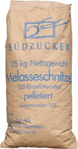Melasseschnitzel 25 kg