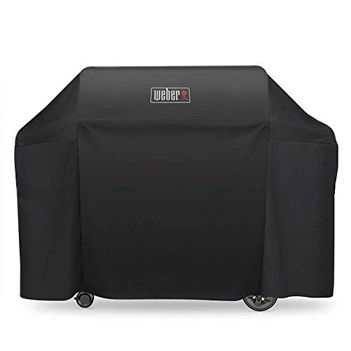 Grill Cover 7131 for Weber Genesis II 4 Burner Grill (65 x 44.5 x 25 inches) (One Pack)