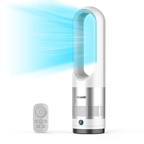 Ventilatore a Torre, Ventilatore Senza Pale Adatto per...