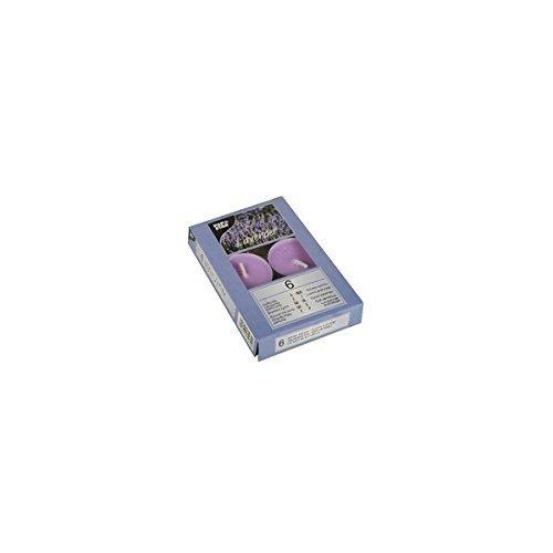PAPSTAR 83325 Duft-Teelichter, Durchmesser: 38 mm, Strawberry, rot