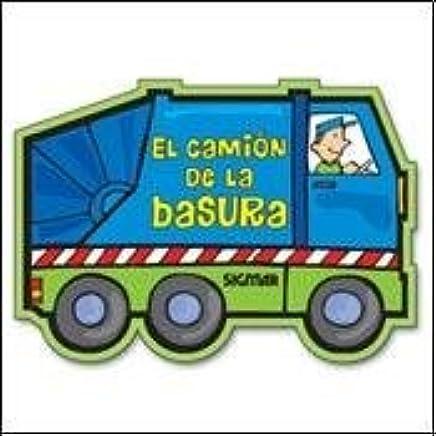 Camión de basura / Garbage Truck (Sobre ruedas) (Spanish Edition)