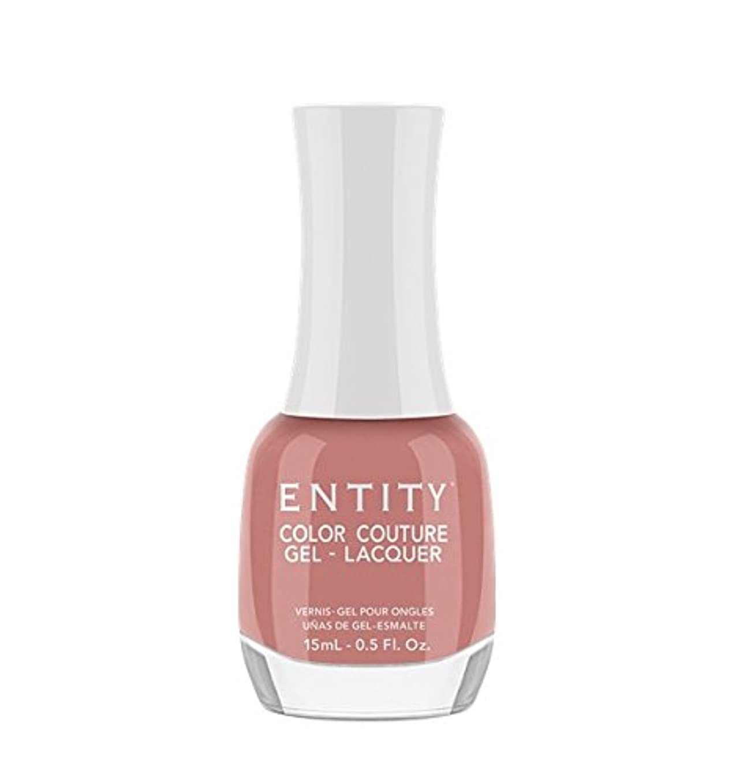 ショルダースキャンコカインEntity Color Couture Gel-Lacquer- Peep Toe Platform - 15 ml/0.5 oz