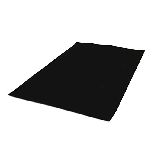 Gym Flooring Gym Mats Ideal For Equipment Mats IncStores Tight-Lock Rubber Gym Tiles - 6ft x 6ft Area, Blue//Grey Exercise Mats and Home Gym Rubber Flooring
