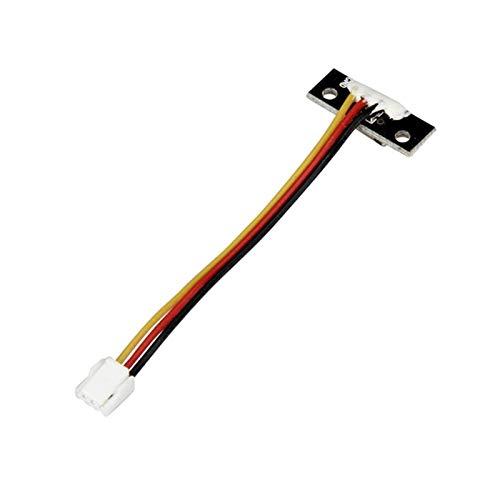 HUANRUOBAIHUO for DJI Phantom 3 Professionnel avancé Signal de câble Gimbal Connectez Le câble de Lecture de paramètres visuels visuels Quadrocopter Zubehör (Color : 4)