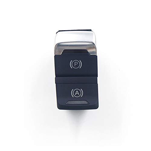 YFTGD Korean Pine Interruptor de Freno de estacionamiento Auto Hold Botón FIT FOR Audi A4 S4 B8 Q5 A4 Allroad Quattro A5 S5 8K1927225C 8K1 927 225C 2008-2015 8K1 (Color : 8K1927225D)