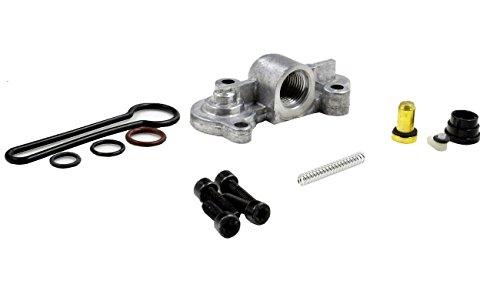 Lelecar Fuel Pressure Regulator Kit for Ford F-Super Duty 6.0L 3C3Z-9T517-AG