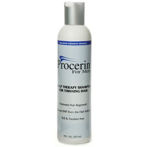 Procerin Shampoo - Regrow Your Hairline.