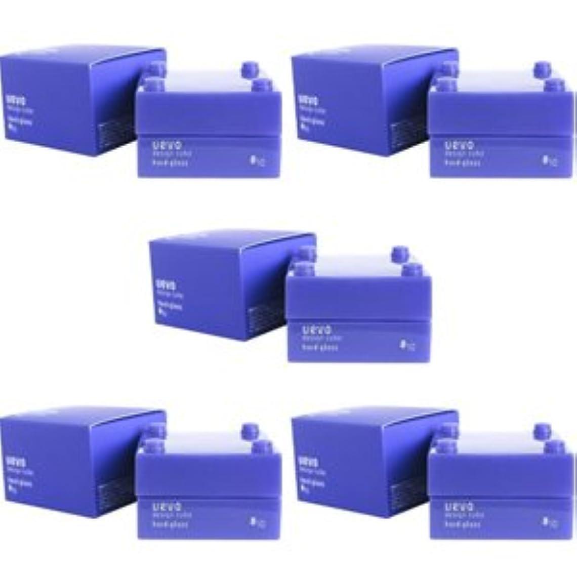 フェデレーションバナーかまど【X5個セット】 デミ ウェーボ デザインキューブ ハードグロス 30g hard gloss DEMI uevo design cube