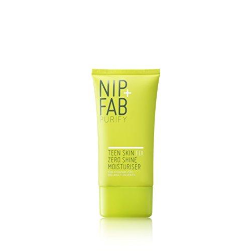 Nip + Fab Teen Skin Fix Zero Shine Moisturizer, 1.35 Ounce