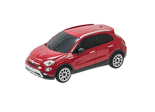 Mondo Motors - Fiat 500 X -  modello in scala 1:24 - fino a 20 km/h di velocità - auto giocattolo per bambini - 63422