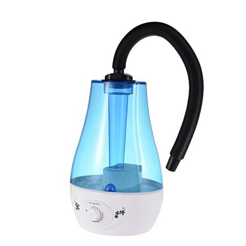 POPETPOP 3l Reptilienbefeuchter Aquarium erhöhen Feuchtigkeit Reptiliennebelmesser Reptilien Amphibien Sprayer erhöhen die Luftfeuchtigkeit Luftbefeuchter mit eu Stecker