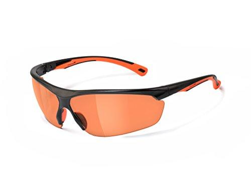 MSa Safety 10153956spettacolo, Move, arancione, Sightg, UV400, 12x