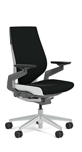Steelcase Gesture Chair, Licorice - -