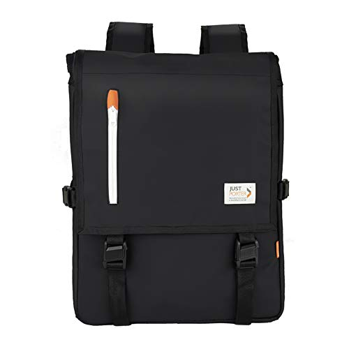 Streeter Commuter Backpack - Padded Laptop Pocket Fits 13 - 17 Inch Macbook Pro. Carry-on TSA...