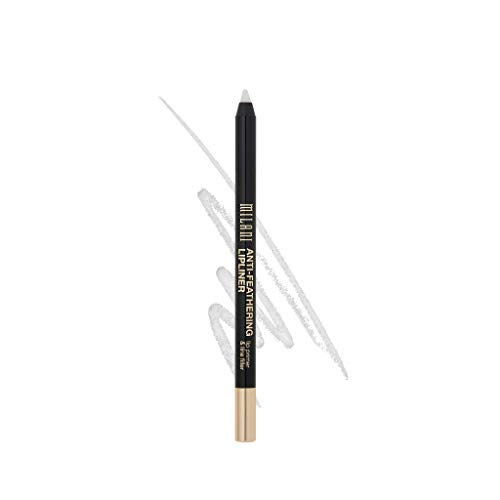 Milani Anti-Feathering Lipliner - Transparent (0.04 Ounce) Cruelty-Free Lip Pencil to Extend Lipstick or Lip Gloss Wear & Prevent Feathering