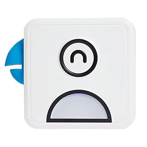 Corlidea PeriPage Cartoon Vogel Look Mini Stampante Bluetooth Portatile con Stampa Termica Mini Wireless POS Stampante Stampante per Smartphone e Computer (Blue)