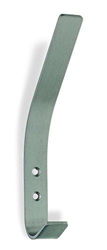 Schwinn Beschläge Qualität,hochwertiger Designhaken, Möbelhaken, Garderobenhaken aus Metall, 32 mm Lochabstand