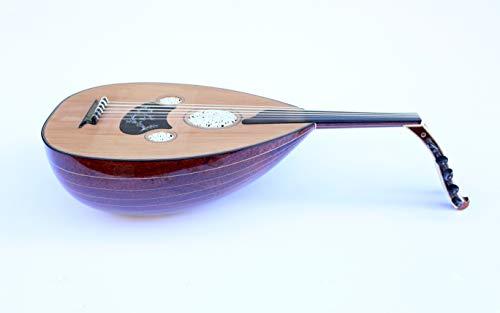Premium Turkish Oud SALA-O7 | Oud Instrument Saite Musical Ud Aoud