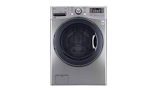 Lavadora Libre Instalación LG F1K2CS2T Inox 17Kg