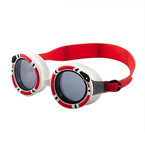 MUZILIZIYU Gafas de natación HD Anti-Niebla Gafas Impermeables Gafas de natación Hombres y Mujeres Moda Moda Profesional Equipo de natación Accesorios