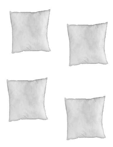 EXKLUSIV HEIMTEXTIL Füllkissen 40 x 40 cm (4 Stück)