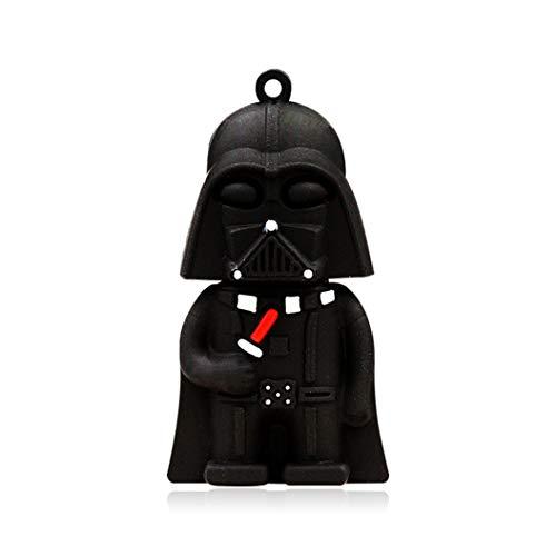 Cradifisho Star Wars - Chiavetta USB 32 GB originale USB 2.0 Flash Drive, memoria stick Stitch, regalo di Natale, regalo di compleanno, studente, lavoro, (M4,32G)