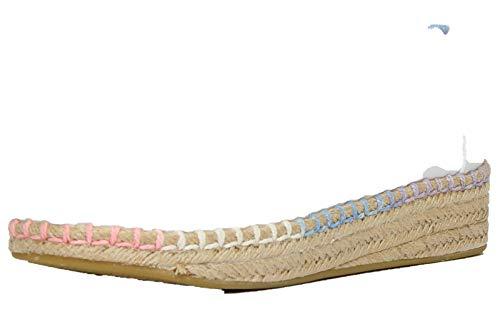 Skechers Sage & Springtime Espuma Memoria Mujer Zapatillas Blanco/Natural 39