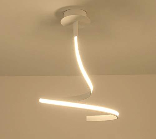 lámpara de techo Lámparas de techo, Postmodern llevó la luz de techo de la sala se ilumina dormitorio creativo restaurante estudio de iluminación 48 * 53cm del arte (color: # 2) luz de techo empotrada