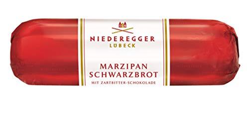 Niederegger Marzipan Schwarzbrot, 1er Pack (1 x 200 g)