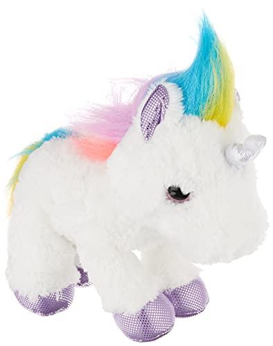Product Image of the Aurora World Rainbow Unicorn Flopsie, 12 inches