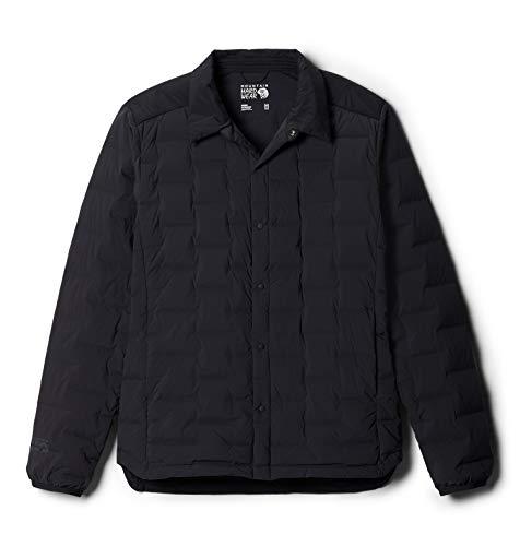 Mountain Hardwear Men's Super/DS Climb Shacket - Black - Small
