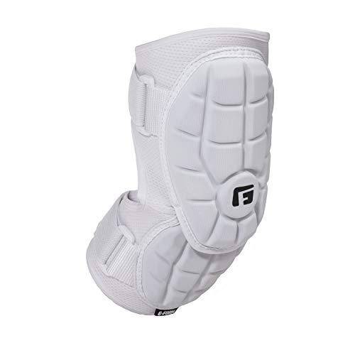 G-Form Elite 2 Batter Elbow Guard, White, Adult L/XL