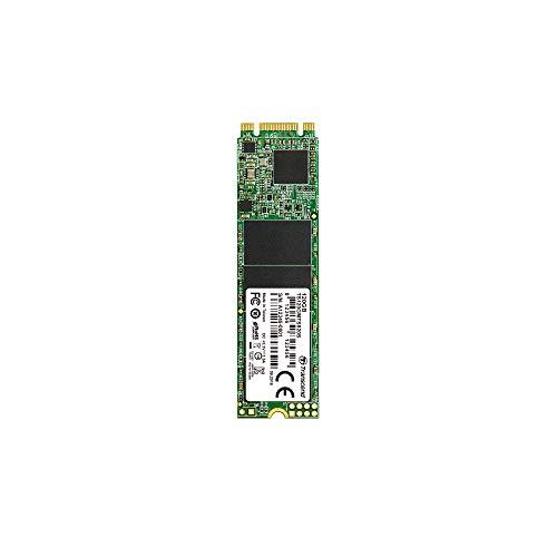 Transcend TS120GMTS820S Unità a Stato Solido Interna 120 GB, SATA III 6 Gb/s, 80 mm, M.2 SSD 820S