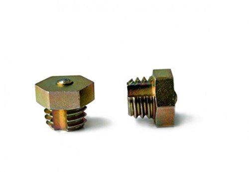 Hepp Stollen Type 1 Verschlussstollen mit Vidiastift Höhe ca 5 mm SW14 8 Stollen M10