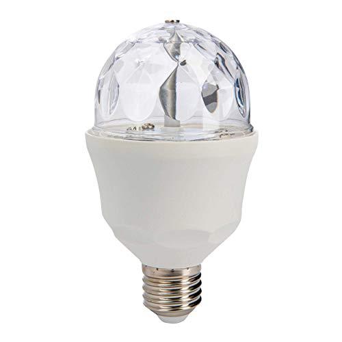 ONVAYA® Partylicht als Discobeleuchtung | Discolampe mit integriertem Motor | Partylampe
