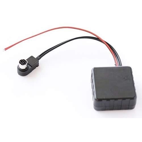 Durable y confiable Cable Adaptador inalámbrico de Audio del módulo Bluetooth inalámbrico del Coche for Alpine KCA-121B Fácil de Instalar, enchufar y Jugar.