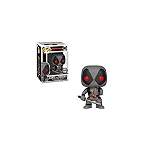 Funko Pop Deadpool con Chimichanga (Deadpool 349) Funko Pop Deadpool