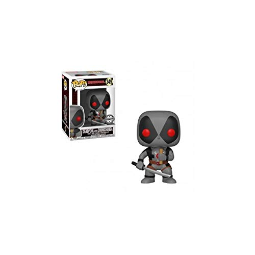 Funko Pop! 349 - Deadpool with Chimichanga - Exclusive
