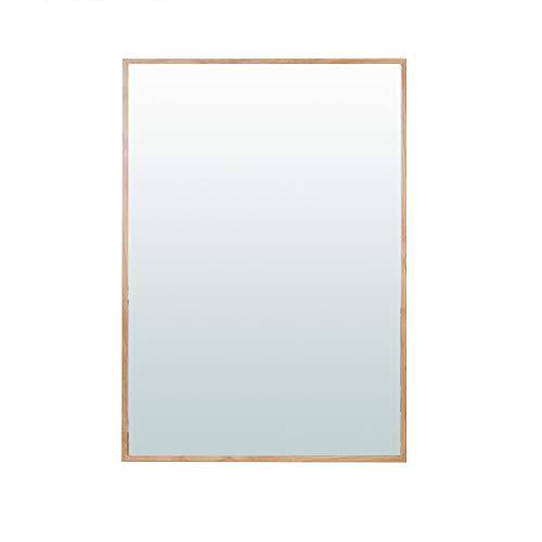 Badkamerspiegel met, wandhoezen met box-badkamerspiegel, aluminium legering, simpel, modern Wall-Mounted Toilet Makeup Mirror