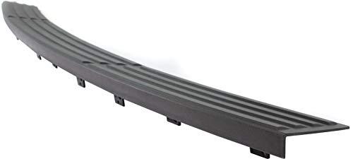 Evan-Fischer Rear Bumper Step Pad Compatible with 2007-2014 Chevrolet Tahoe/Suburban 1500 Beige