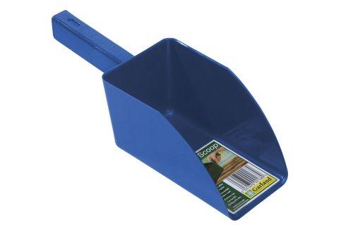 Garden Pelle à fond plat Bleu