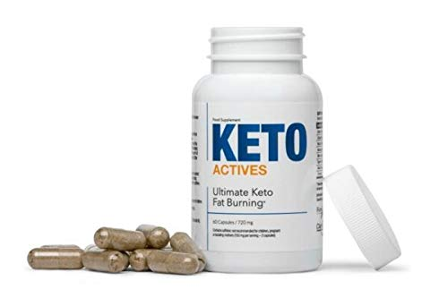 Keto Actives 120 caps - 2 Month Supply