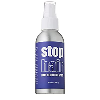 100% Natural Hair Growth Inhibitor