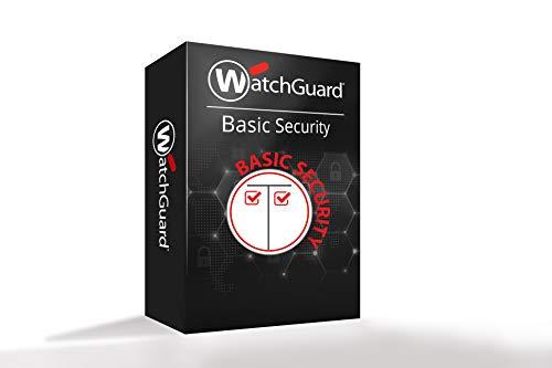 WatchGuard Firebox T10 1YR Basic Security Suite Renewal/Upgrade (WG018811)