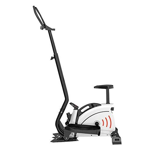 LKK-KK Paso a paso en casa la pérdida de peso mini máquina de pedal de ejecución elíptica correr deporte aparatos de ejercicios pequeña