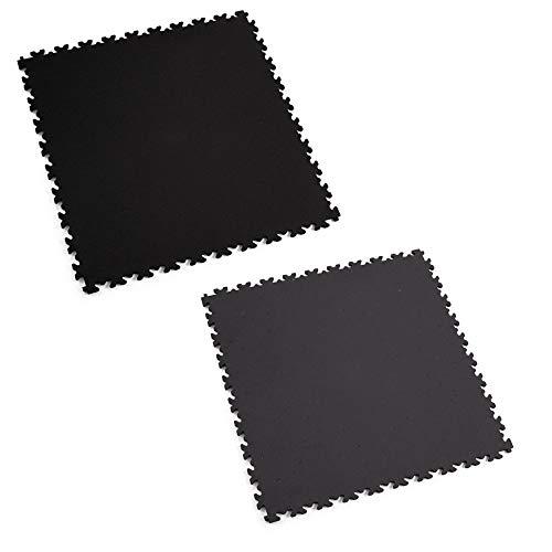 Fortelock® Vinylfliese 2020 ECO (Leder) (Graphit)